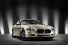 Maserati 'awards' itself new Quattroporte. Image by Maserati.