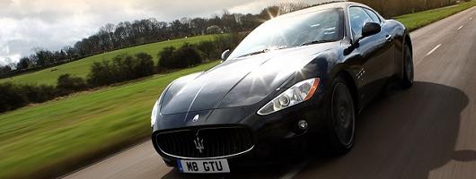 Grand GranTurismo. Image by Maserati.