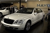 2007 Maybach 62 S Landaulet. Image by Kyle Fortune.