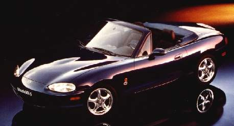 The 10th Anniversary Mazda MX-5
