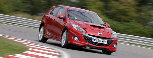 Week at the Wheel: Mazda3 MPS. Image by Mazda.