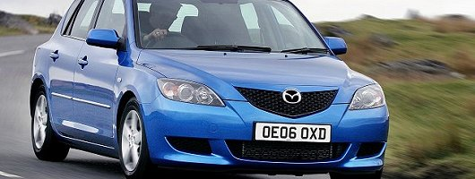Mazda3, Based On The Focus, But Cheaper. Image By Mazda.
