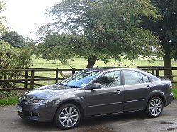 2005 Mazda6 Sport Review. Image By James Jenkins.