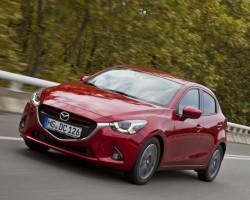 Pre-production Mazda2. Image by Mazda.