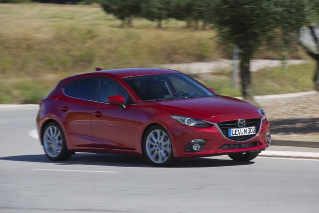 First drive: Mazda3. Image by Mazda.