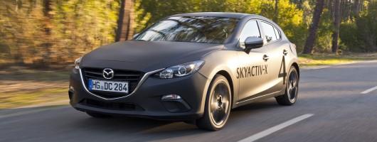Driven: Mazda3 SkyActiv-X. Image by Mazda.