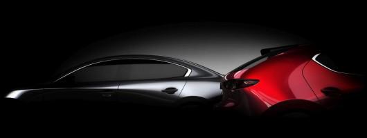 New Mazda 3 gets LA debut. Image by Mazda.
