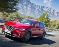 Mazda's new CX-3. Image by Mazda.