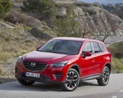 Incoming: Mazda CX-5. Image by Mazda.