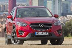 2015 Mazda CX-5. Image by Mazda.