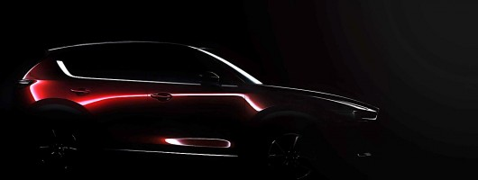 Mazda readies all-new CX-5 for LA. Image by Mazda.