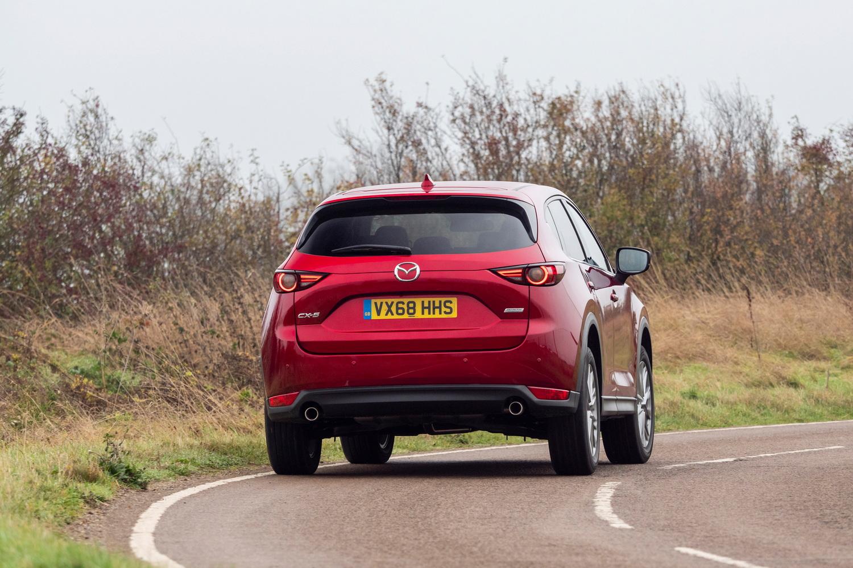 Driven: Mazda CX-5 Cylinder Deactivation. Image by Mazda UK.
