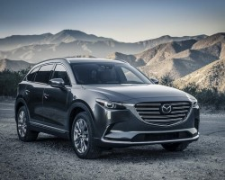 2016 Mazda CX-9. Image by Mazda.