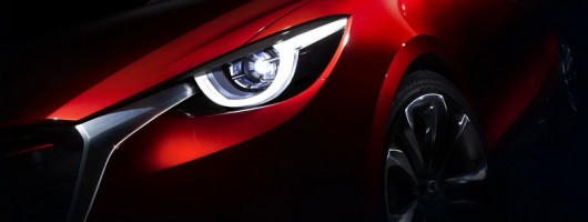 Hazumi shows off Mazda's future. Image by Mazda.