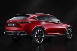 2015 Mazda Koeru concept. Image by Mazda.