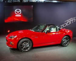 New special edition MX-5. Image by Newspress.