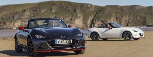Mazda to reveal new MX-5 Icon in Goodwood. Image by Mazda.