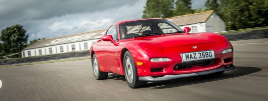 Retro road test: Mazda RX-7 FD. Image by Mazda.
