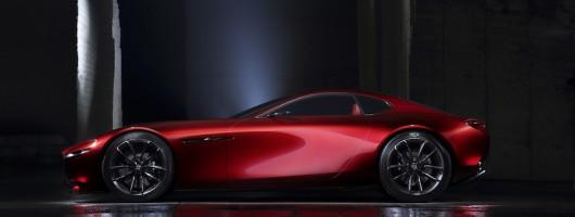 2015 Mazda RX Vision concept. Image by Mazda.