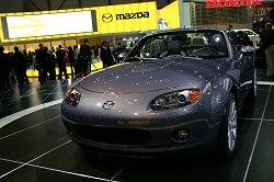 2005 Mazda MX-5. Image by Shane O' Donoghue.