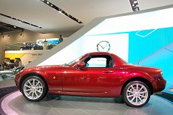 2006 Mazda MX-5 Roadster Coupe. Image by Phil Ahern.