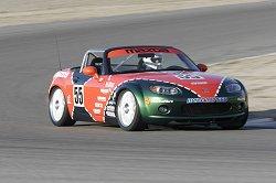 2005 Mazda MX-5 race car. Image by Mazda.
