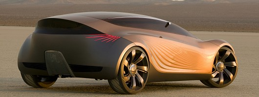 Another fantastic Mazda concept sports car. Image by Mazda.