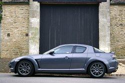 Mazda's art of Prodrive Zen. Image by Shane O' Donoghue.