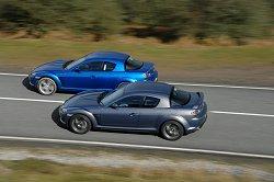 2006 Mazda RX-8. Image by Shane O' Donoghue.
