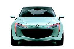2005 Mazda Sassou concept car. Image by Mazda.