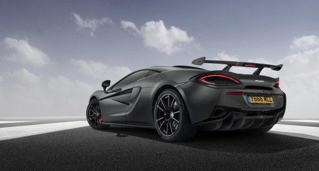 McLaren Special Ops comes up with downforce kit. Image by McLaren.