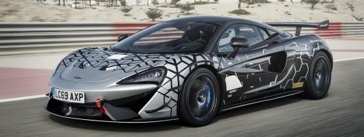 McLaren reveals £250k 620R. Image by McLaren.