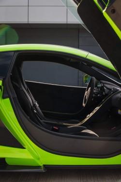 2015 McLaren 675LT. Image by McLaren.