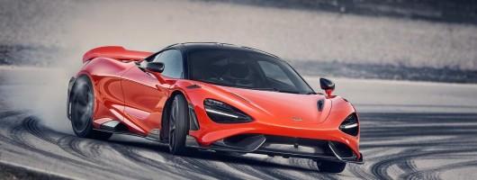 McLaren blesses us with magic 765LT. Image by McLaren.