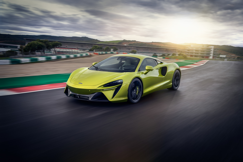 Artura HPH heralds new era for McLaren. Image by McLaren.