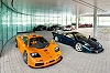 20th anniversary of the McLaren F1. Image by McLaren.