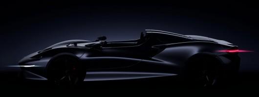 McLaren roadster is new Ultimate Series machine. Image by McLaren.