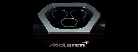 McLaren is readying another Ultimate Series entry. Image by McLaren.