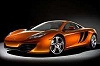 2011 Mclaren MP4-12C. Image by McLaren.