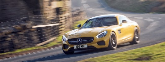 First UK drive: Mercedes-AMG GT S | Car Reviews | by Car Enthusiast