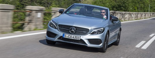 First drive: Mercedes-AMG C 43 Cabriolet. Image by Mercedes-AMG.