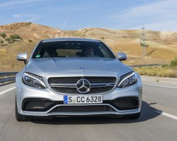 2015 Mercedes-AMG C 63 S Coupe. Image by Mercedes-AMG.