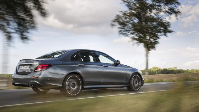 First drive: Mercedes-AMG E 43 4Matic. Image by Mercedes-AMG.