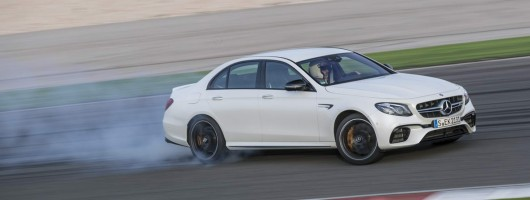 First drive: Mercedes-AMG E 63 S 4Matic+. Image by Mercedes-AMG.