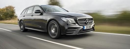 Road test: Mercedes-AMG E 43 Estate. Image by Mercedes-AMG.
