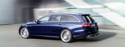 Mercedes-AMG revises E 53 4Matic+. Image by Mercedes AG.