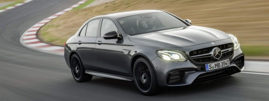 Mercedes-AMG E 63 is 'most powerful E-Class ever'. Image by Mercedes-AMG.