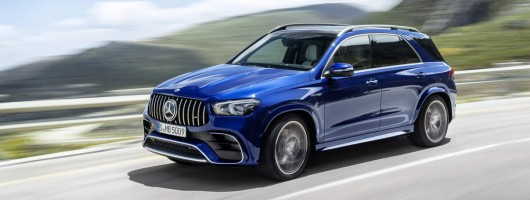 Mercedes-AMG GLE 63 goes hybrid. Image by Mercedes-AMG.