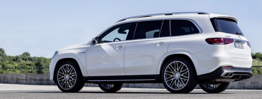 Massive GLS gains Mercedes-AMG treatment. Image by Mercedes-AMG.