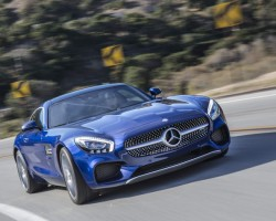 Mercedes-AMG GT. Image by Mercedes-AMG.